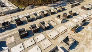 Betónové nádrže