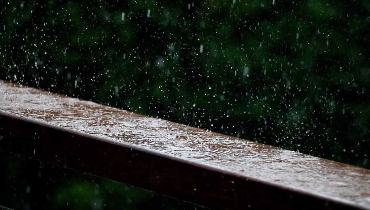 Záchyt dažďovej vody na vlastnom pozemku