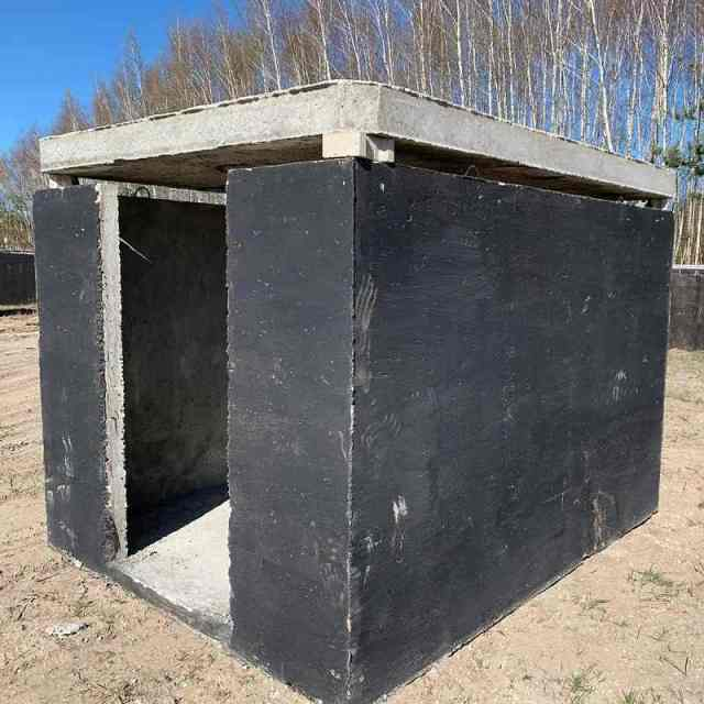 hotova betonova prefabrikovana pivnica